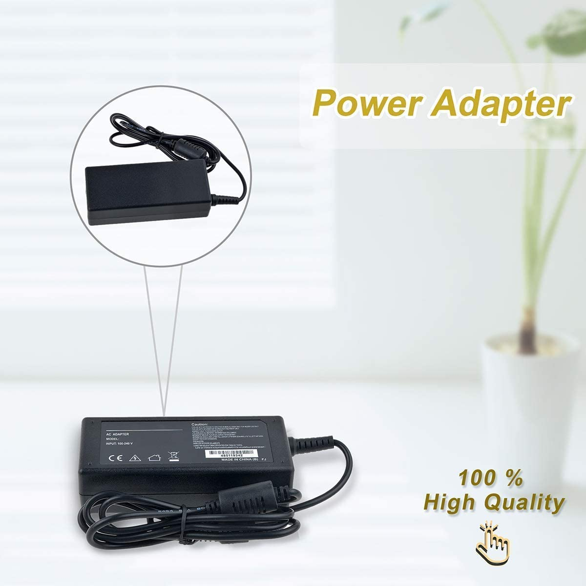 AC Power Adapter Power Supply for LG SJ4Y-S Sound Bar SJ4YS TOP