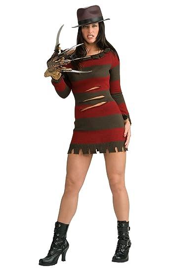 Amazoncom Secret Wishes Womens Nightmare On Elm Street Miss