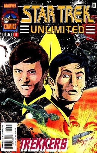 Star Trek Unlimited #9 : Trekkers (Marvel ()