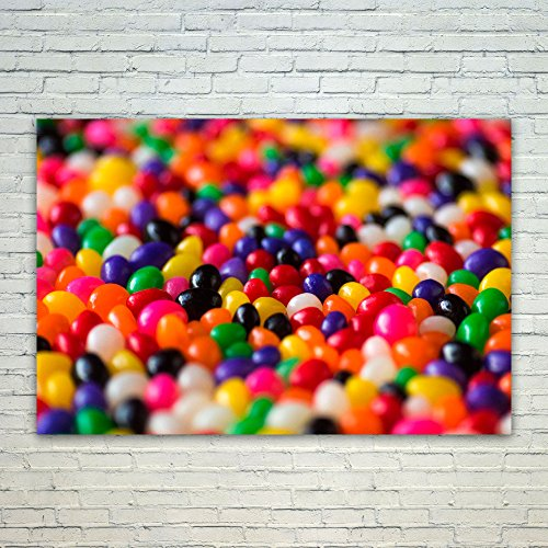 Westlake Art Sweets Colours - 12x18 Poster Print Wall Art -