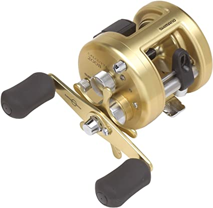 Shimano Corvalus Baitcasting Reel LH *All Models* Predator Fishing Reel NEW