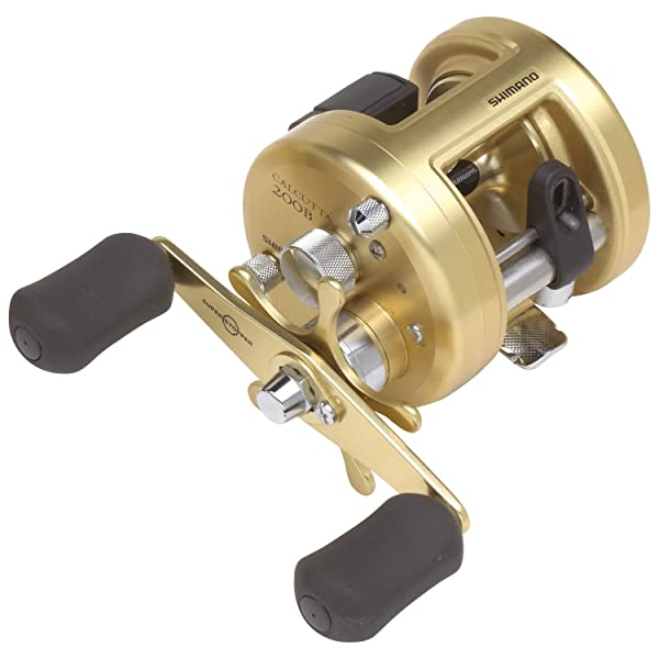 SHIMANO Calcutta Baitcasting Reel Review