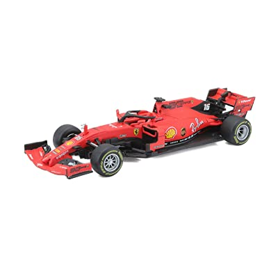Model Car Sport 1:43 2020 Ferrari Formula 1 F1 SF90 #16 Charles Leclerc Model CAR Boxed: Toys & Games