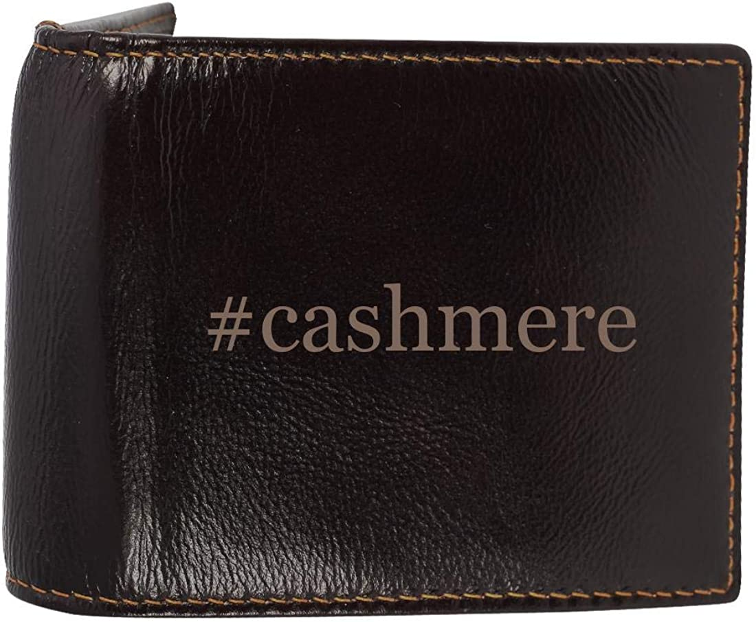 #cashmere - Genuine Engraved Hashtag Soft Cowhide Bifold Leather Wallet 61lgTng2BLkL