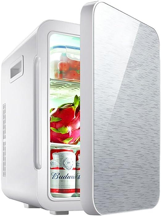 DULPLAY 22L Mini Nevera,Refrigerador Y Calentador Portátil ...