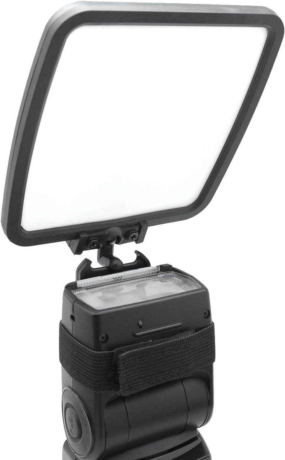 Reflector Kit for Nikon Speedlight SB-910 AF SB-700 SB-500 SB-900 SB-800 SB-600 Gadget Place 7-piece Flash Diffuser