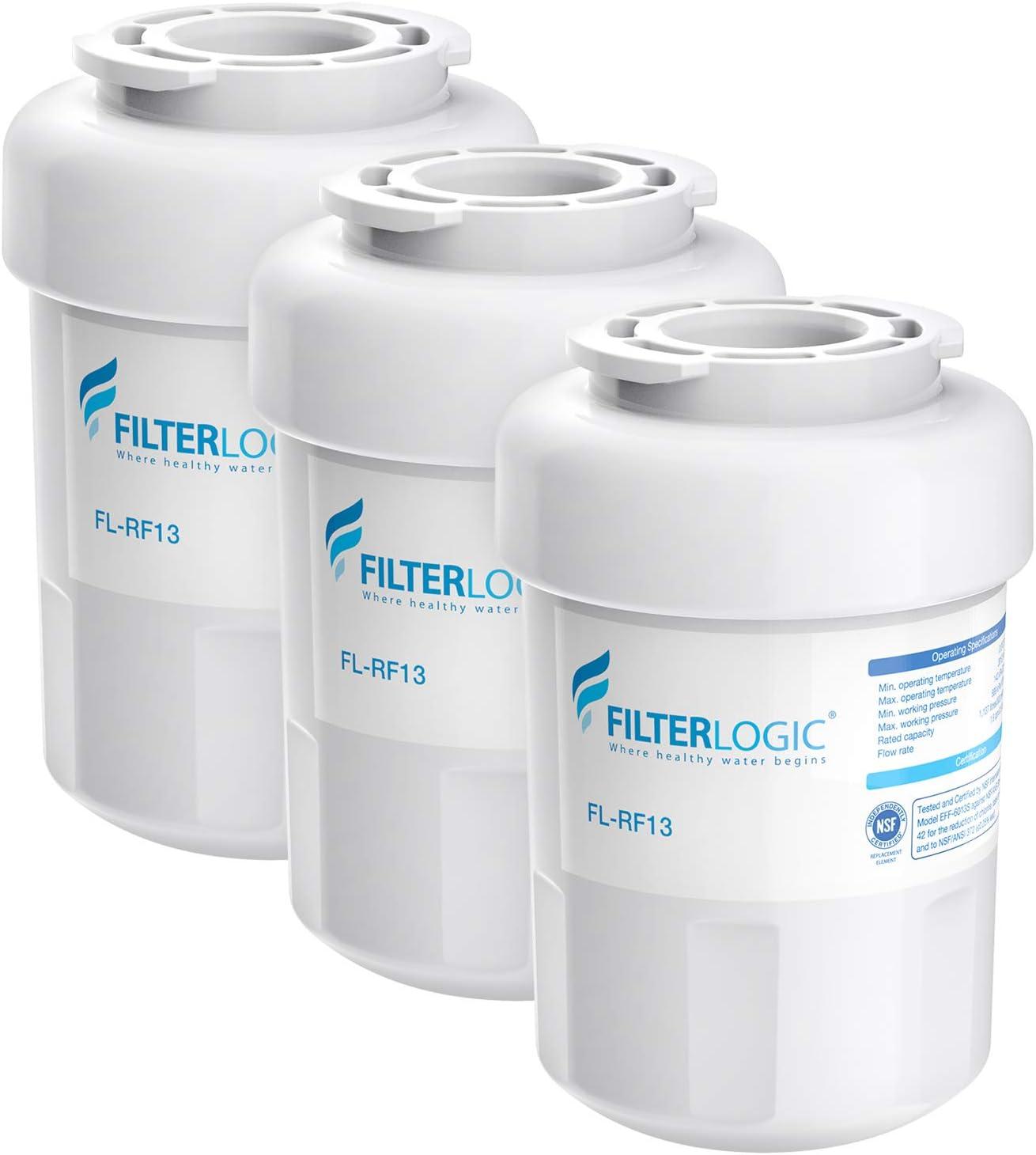 refrigerator water filter caps F1-3 pcs