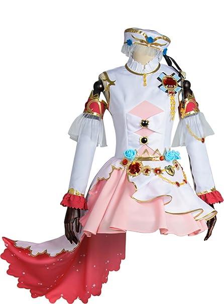 Amazon.com: Sonoda Umi escuela Idol disfraz de cosplay juego ...