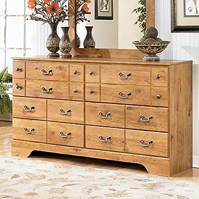 Cottage Pine Grain Dresser