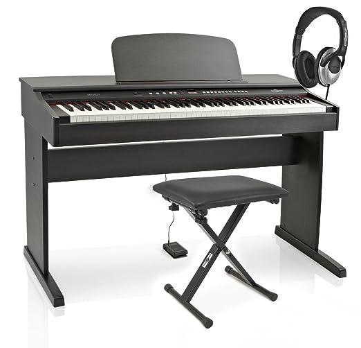 gear4music pianoforte digitale  Opinioni per DP-6 Pianoforte Digitale da Gear4music + Kit