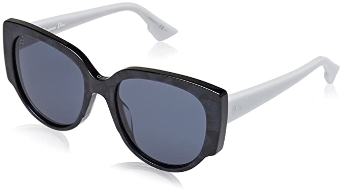 Dior DIORNIGHT1 72 RIU Gafas de sol, Azul (Pearl Bluette ...