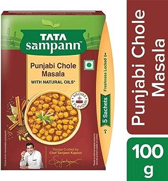 Tata Sampann Punjabi Chhole Masala, 100g