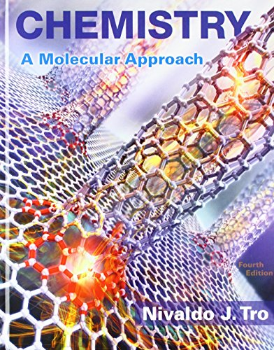 Chemistry: A Molecular Approach; Chemistry: A Molecular Approach Selected Solutions Manual, Books a la Carte Edition; Ma