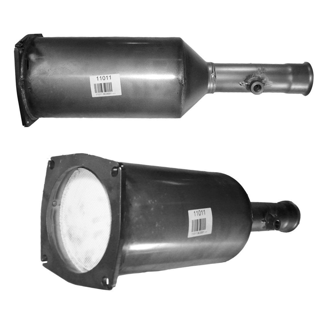 retec 07.76.095 Dieselpartikelfilter retec GmbH Germany