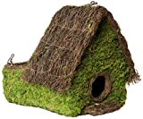 SuperMoss (56002) Plantable Maison Birdhouse, 9.5″ by 10.5″, Fresh Green For Sale