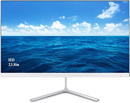 HD LED Monitor, 23.8 pulgadas1920 x 1080 Pixeles LED Display 16:9 Monitor para PC Desktop, HDMI VGA Pantalla para TV, VGA + HDMI + Audio + DP Juegos Monitor(EU): Amazon.es: Electrónica