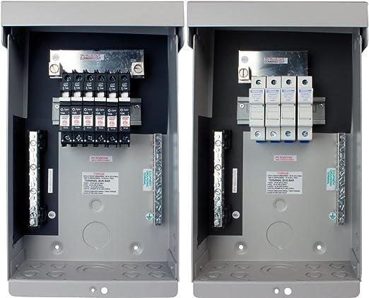 MidNite Solar FREE SHIPPING! 5 Amp  150Vdc DC Circuit Breaker MNEPV5