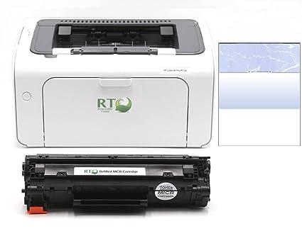 RT m12 W LaserJet Pro Impresora Micr Bundle con 79 A ...