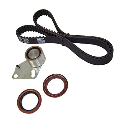 DNJ TBK448 Timing Belt Kit/For 1995-2001 / Ford, Mazda / B2300, B2500, Ranger / 2.3L, 2.5L / SOHC / L4 / 8V / 140cid, 153cid, 2295cc, 2492cc: Automotive