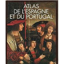 Atlas De Espagne Et Portugal
