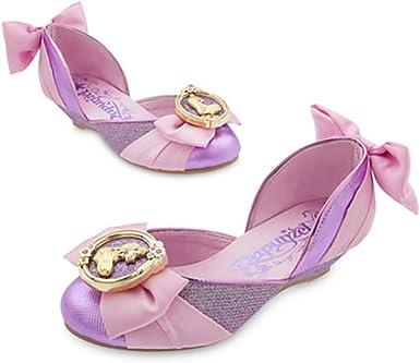 Tienda de Disney princesa Rapunzel disfraz zapatos ~ enredados ...