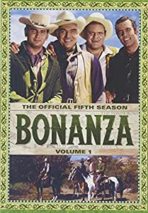 Amazon Com Bonanza The Official Fifth Season Vol 1