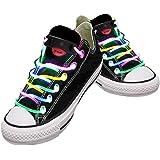 Green LED Shoelaces Light up Laces: Amazon.co.uk: Lighting