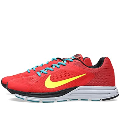 dfe40f5ad5f036 Nike Zoom Structure+ 17 Mens Running Trainers 615587 600 Sneakers Shoes  Plus (UK 7.5 US