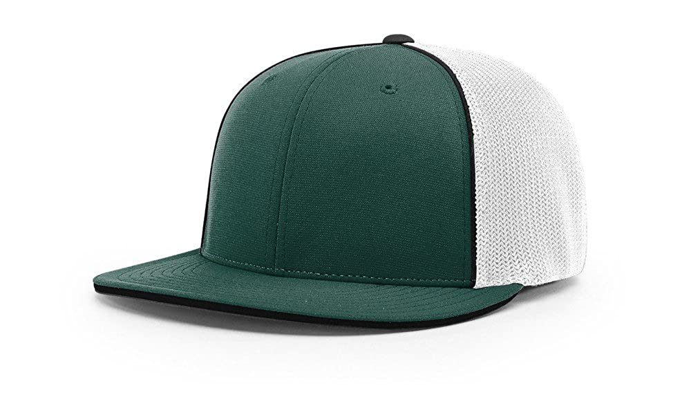 bf16708d6f117 Amazon.com  Richardson 165 Pulse MESH R-Flex Blank Baseball Cap FIT HAT   Clothing