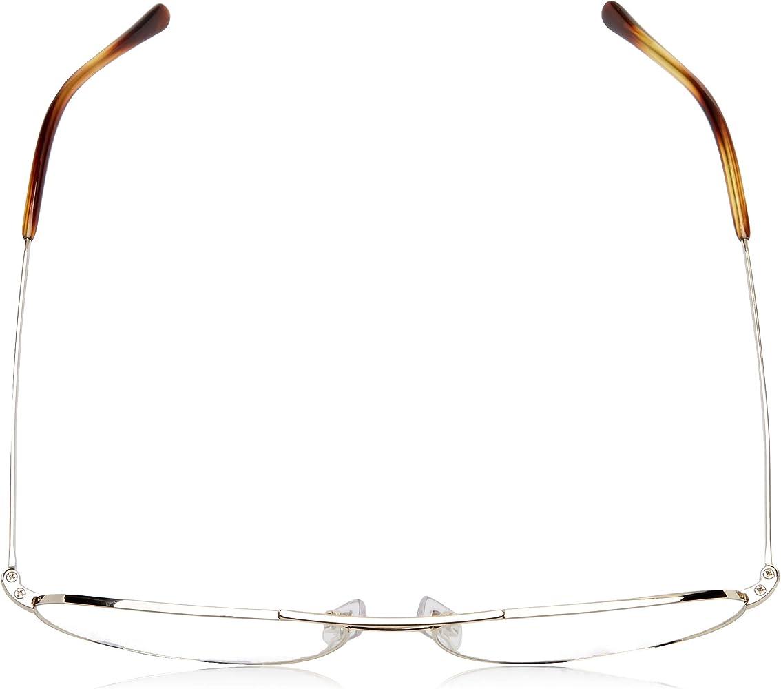 Polo 0PH1180 Monturas de gafas, Aviador, 57, Pale Gold: Amazon.es ...