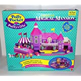 1994 Vintage Polly Pocket Complete Magical Mansion Bluebird Toys