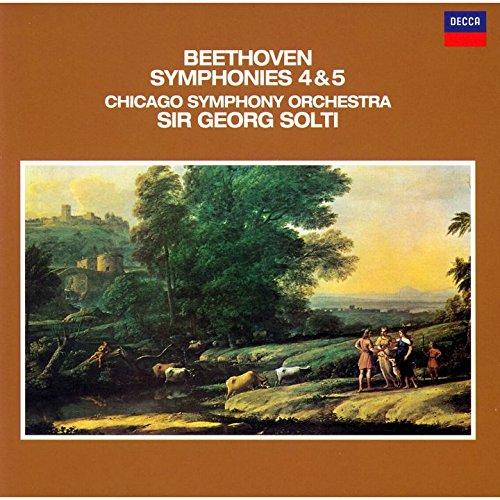 ゲオルグ・ショルティ(指揮) シカゴ交響楽団 / ベートーヴェン:交響曲第4番・交響曲第5番「運命」