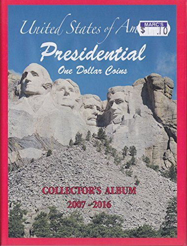 2007-2016 UPC 786943001914, Presidential dollars 38 coin Trifold W/list COIN; Album, Binder, Board, Book, Card, Collection, Folder, Holder, Page, Portfolio, Set, Volume