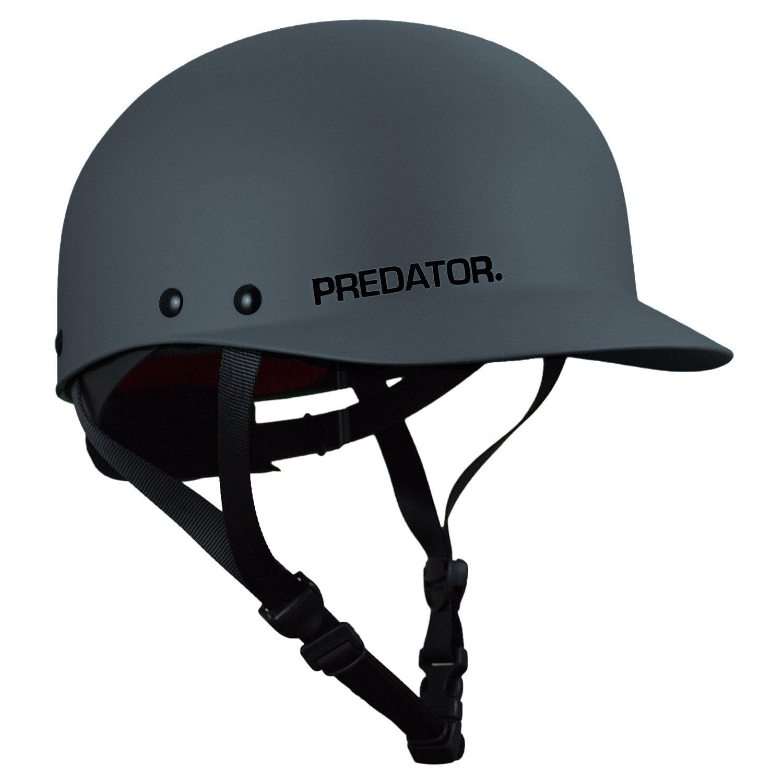 Predator Shiznit Kayak Helmet-Gray-L/XL