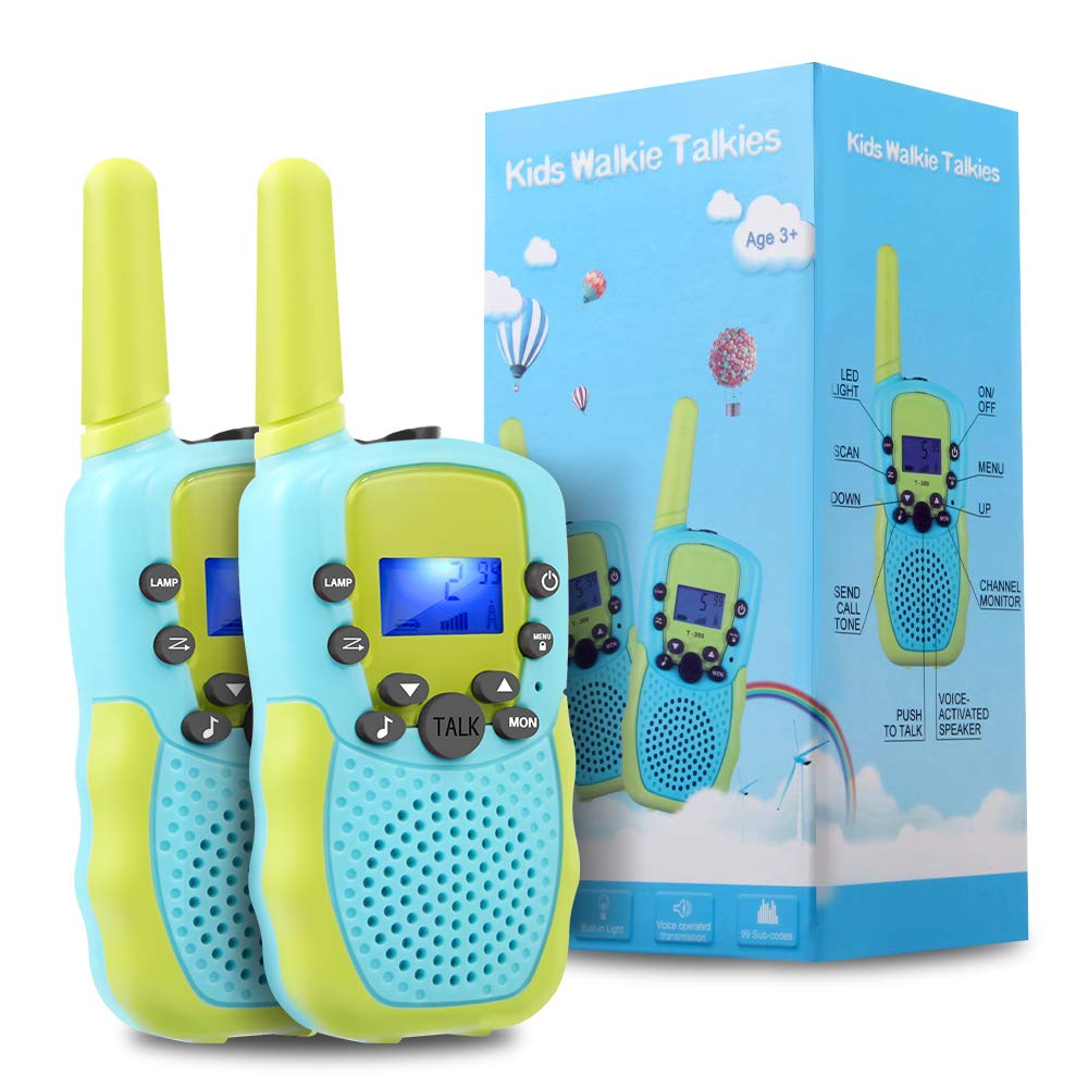 OMWay Toys For 4 5 Year Old Boys Walkie Talkies Age