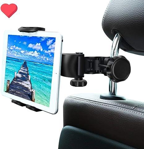 Universal Car Headrest Mount Holder for Tablet iPhone iPad Pro Mini Smartphone