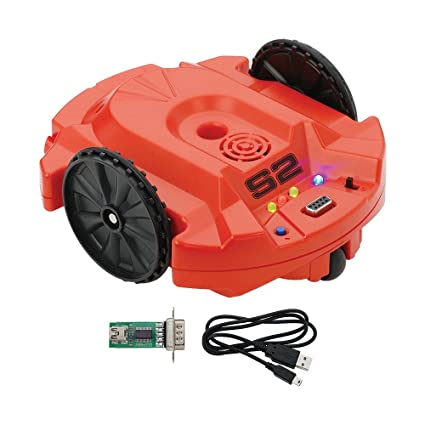 Parallax Scribbler Robot Red
