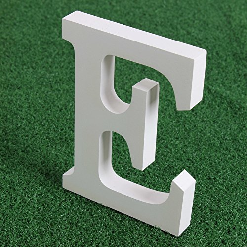 KAYI 26 Letters Wooden Alphabets Wedding Birthday Decoration Party Home Decor Classic