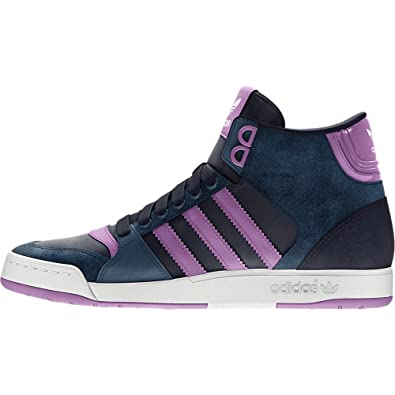 more photos cef43 b9c90 Adidas Midiru Court MID 2.0 Women Schuhe tribe blue-legend ink-joy orchid -  42 Amazon.co.uk Shoes  Bags