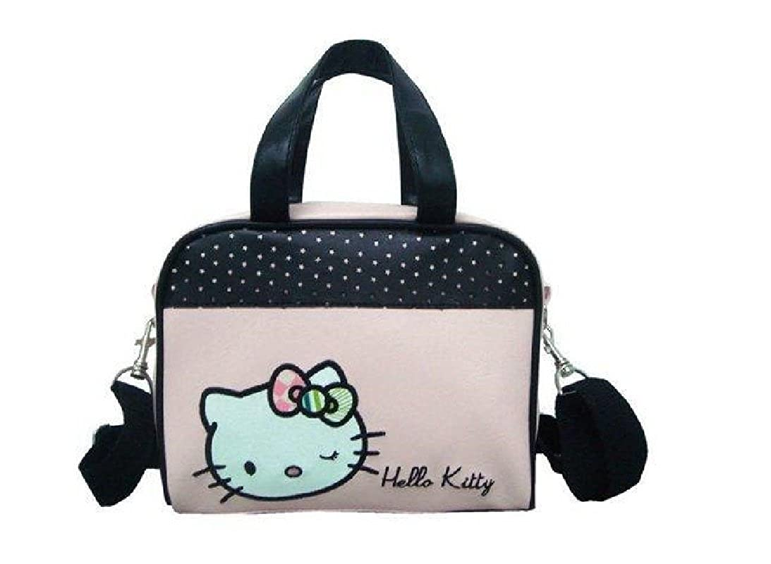 Hello Kitty BORSA BOWLING SIMILPELLE 15X6X22