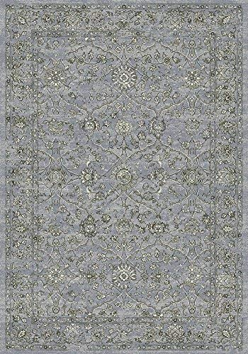 (Dynamic Rugs AN212571364646 Ancient Garden Collection Runner Rug 2'2