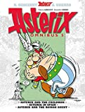 Asterix Omnibus 5: Includes Asterix and the Cauldron #13, Asterix in Spain #14, and Asterix and the Roman Agent #15