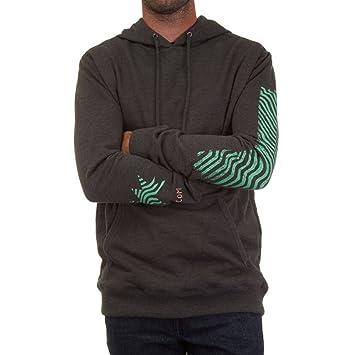 Volcom Sudadera con capucha Mendel, Color: STEALTH, Size: M: Amazon.es: Deportes y aire libre