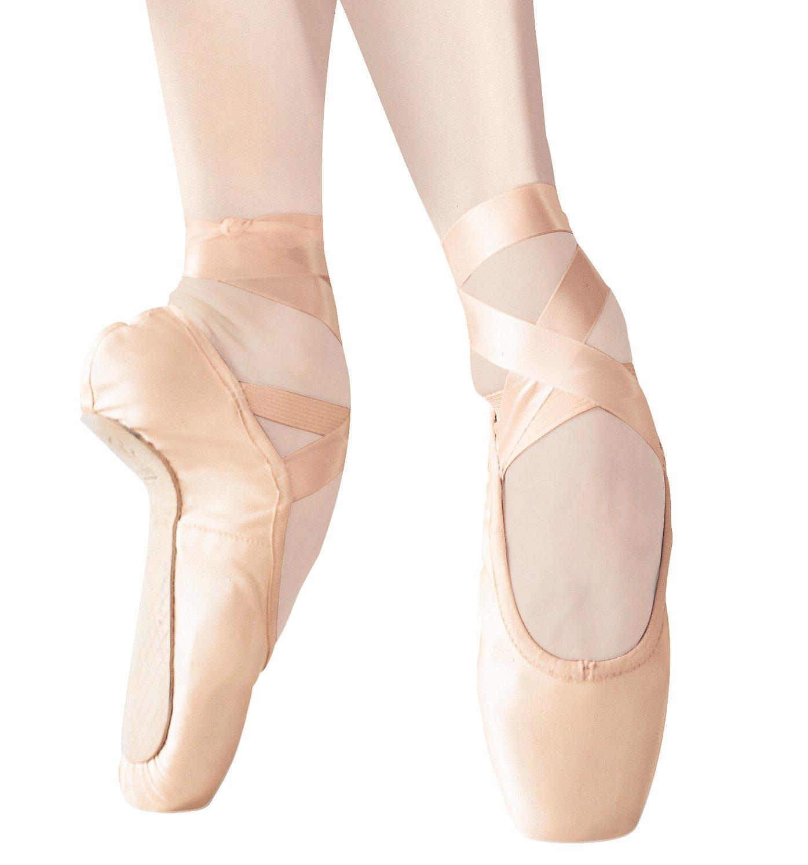 Bloch Women's Signature Rehearsal Comfort Ballet Flats B001GBHF8M 5.5 B(M) US|Pink
