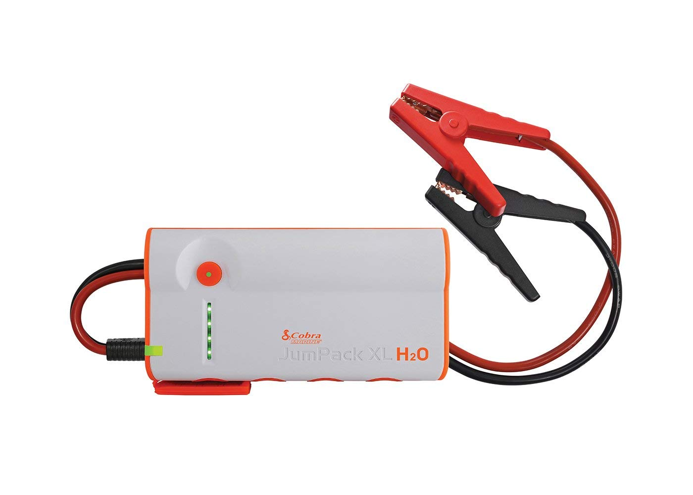 400 Amp Peak 7500mAh for Instant Power to Car Cobra JumPack CPP9000 3-in-1 Portable Power Car Jump Starter: Battery Charger SUV Power Pack /& LED Flash Light with Jumper Cables Motorcycle or Boat
