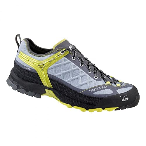 SALEWA MS Firetail Evo Uomo Outdoor Fitness Scarpe Moon/Citro 10 (US)