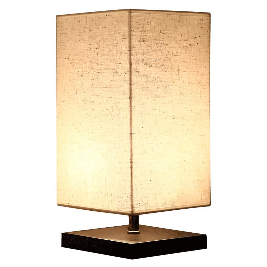 Unbekannt LC Europäische und amerikanische dekorative Lampe warme Retro- amerikanische japanische einfache Nachttischlampe L