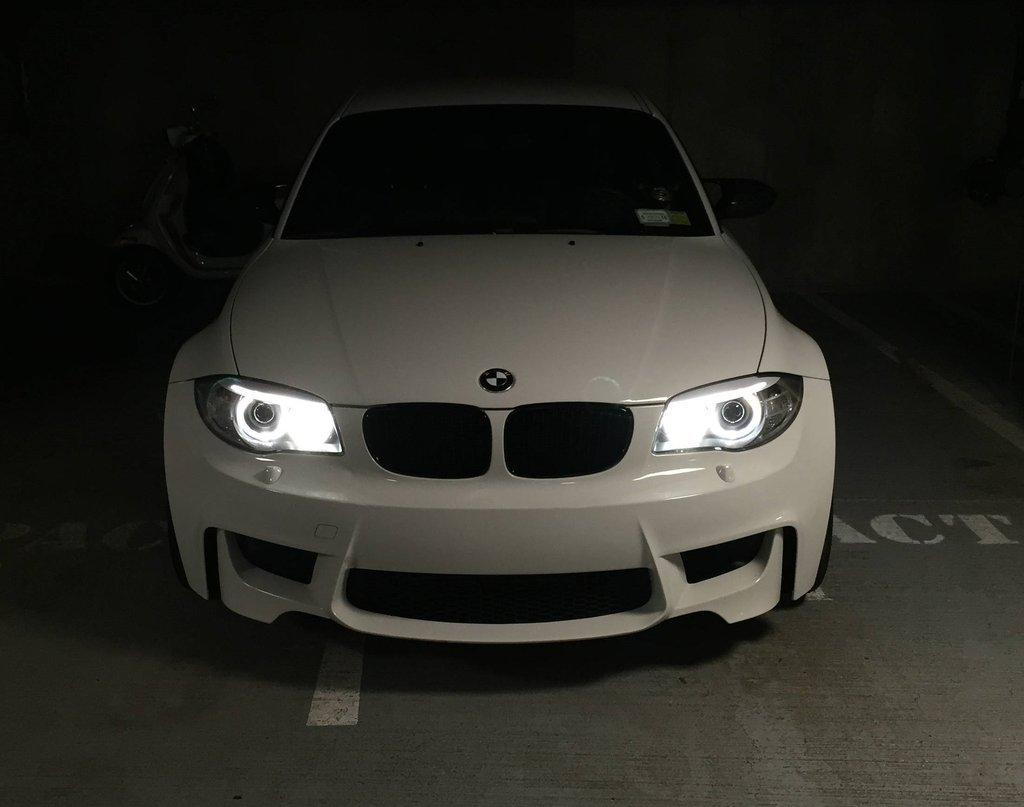 Amazon.com: GFJMC Angel Eyes LED Lights Bulbs H8 120W Halo Ring Error Free for BMW E92 E93 E70 E71 F01 F02 F03 F04 E83 E70 E71 E89 3 5 7 Series X5 ...