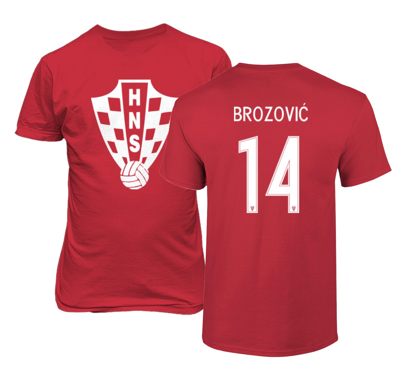 low priced 770f2 2632f Amazon.com: Tcamp Croatia 2018 National Soccer #14 Marcelo ...