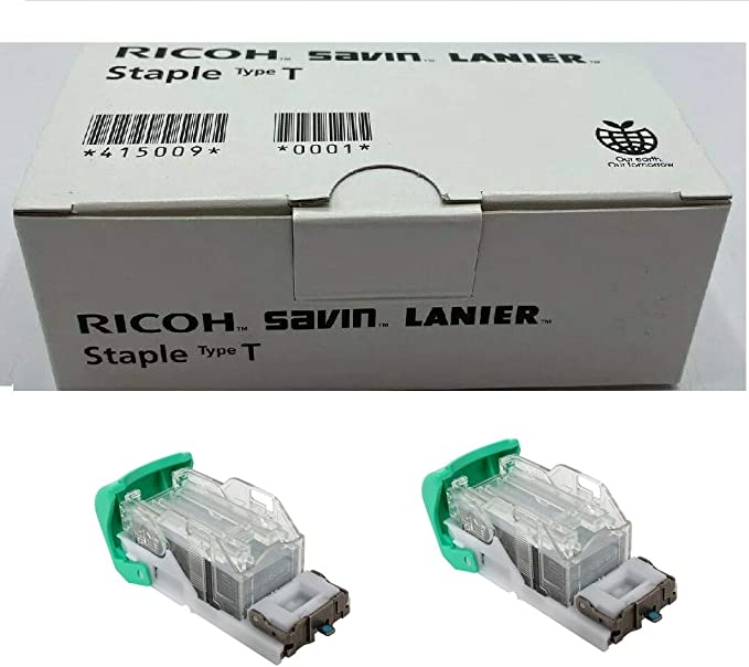 OEM Genuine Ricoh 415009 Type T Staple Cartridge 5k for sale online